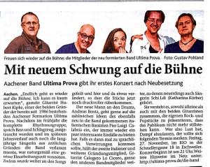 Aachener Zeitung Stadt